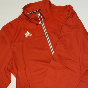 Men's Adidas Warm-up zip